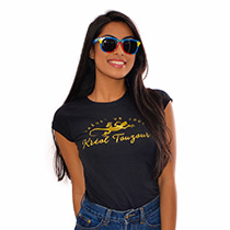 T-shirt femme Kréol Touzour