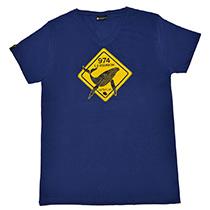 T-shirt Austral Baleine