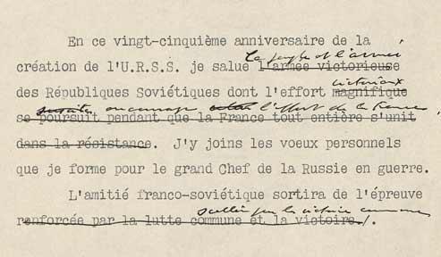 """Résultat de recherche d'images pour """"general de gaulle écriture"""""""