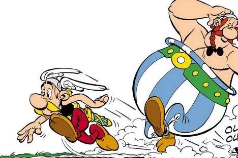 <B>Pour ses détracteurs, </B><B>Astérix ne représente pas suffisamment la société française</B><B> actuelle</B><B>.</B><BR/>