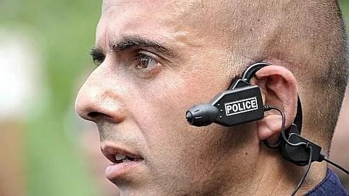 Après un an de tests, les policiers ont choisi ce modèle, léger et long de 5 cm.