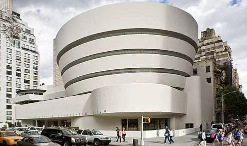 Le musée Salomon R. Guggenheim, à New York. (David Heald/Guggenheim Foundation)