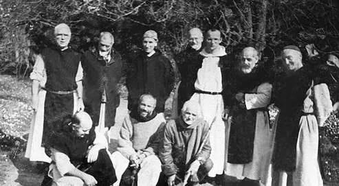 Les sept moines français de Tibéhirine ont été enlevés puis assassinés en 1996.