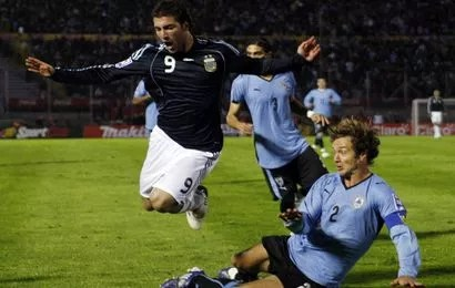 Gonzalo Higuain et les Argentins iront bien à la Coupe du Monde 2010