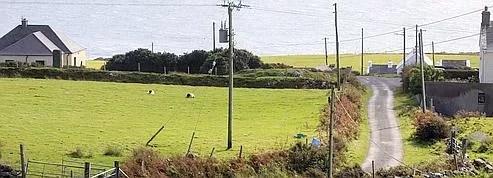 Irlande: 1000résidents quittent <br/>l'île chaque semaine <br/>