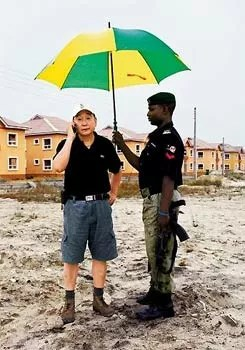 Jacob Wood, né à Shanghaï il y a 60 ans, a bâti un petit empire industriel au Nigeria. Pas à pas, la Chine étend son emprise sur l'Afrique. (Paolo Woods)