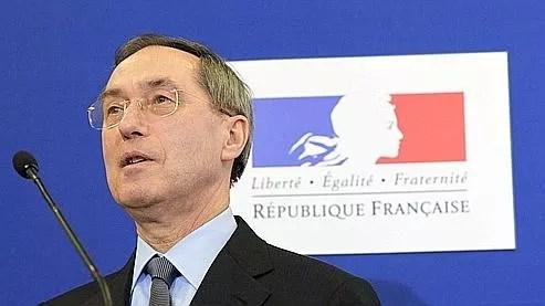 Le ministre de l'Intérieur, Claude Guéant .