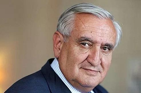 Jean-Pierre Raffarin en mai dernier.