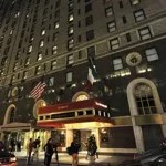 Richard Descoings est décédé dans une chambre de l'hôtel Michelangelo, à proximité de Times Square.