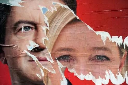 Au premier tour de la présidentielle, Jean-Luc Mélenchon a recueilli 11,98% des voix à Hénin-Beaumont, contre 35,48% pour Marine Le Pen.