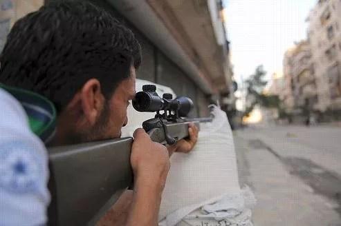 Les rebelles syriens préparent l'assaut des forces de Bachar el-Assad