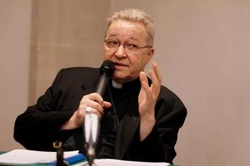 Mgr André Vingt-Trois: «La liberté doit se gagner et se défendre face aux lobbys qui saturent les espaces de communication.»