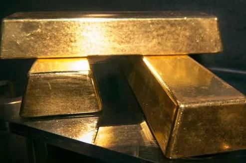 Un lingot d'or d'un kilo peut valoir jusqu'à 45.000 €. (Image d'illustration)