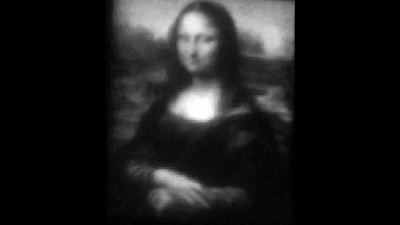 Le sourire de «Mini Lisa» est tout aussi énigmatique que celui de son modèle. (<i>Crédits photo: Georgia Institute of Technology)</i>