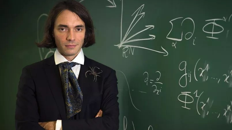 Cédric Villani, le 25 septembre 2012.