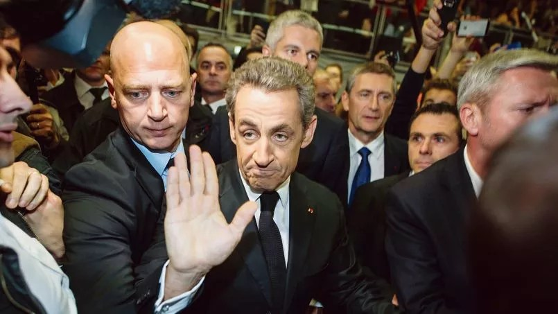 Nicolas Sarkozy a donné ce jeudi soir son premier meeting.