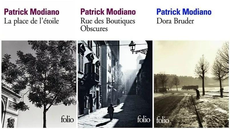 <i>La Place de l'étoile</i>, <i>Rue des Boutiques Obscures et </i>Dora Bruder font partie des meilleurs romans de Patrick Modiano.