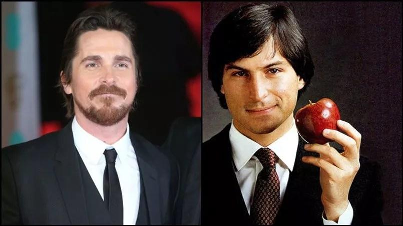 Christian Bale est confirmé dans le rôle de Steve Jobs, ici photographié dans les années 80.