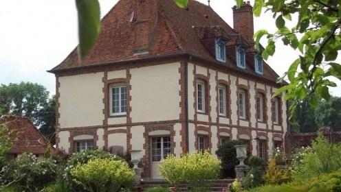 maison de maitre du xviiieme en vente dans le pays de bray 4877
