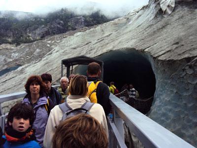 Mer de Glace Chamonix