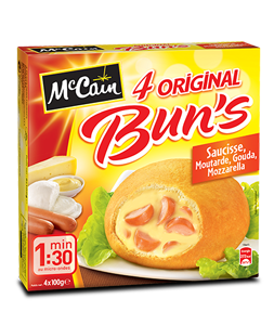 <Photo of French food, 'bun's'>