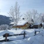 Snow in St Jean de Sixt Copyright LeFrancoPhoney
