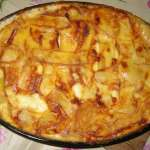 Tartiflette with Reblochon cheese