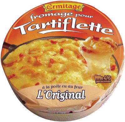 Tartiflette cheese without Reblochon AOC/PDO