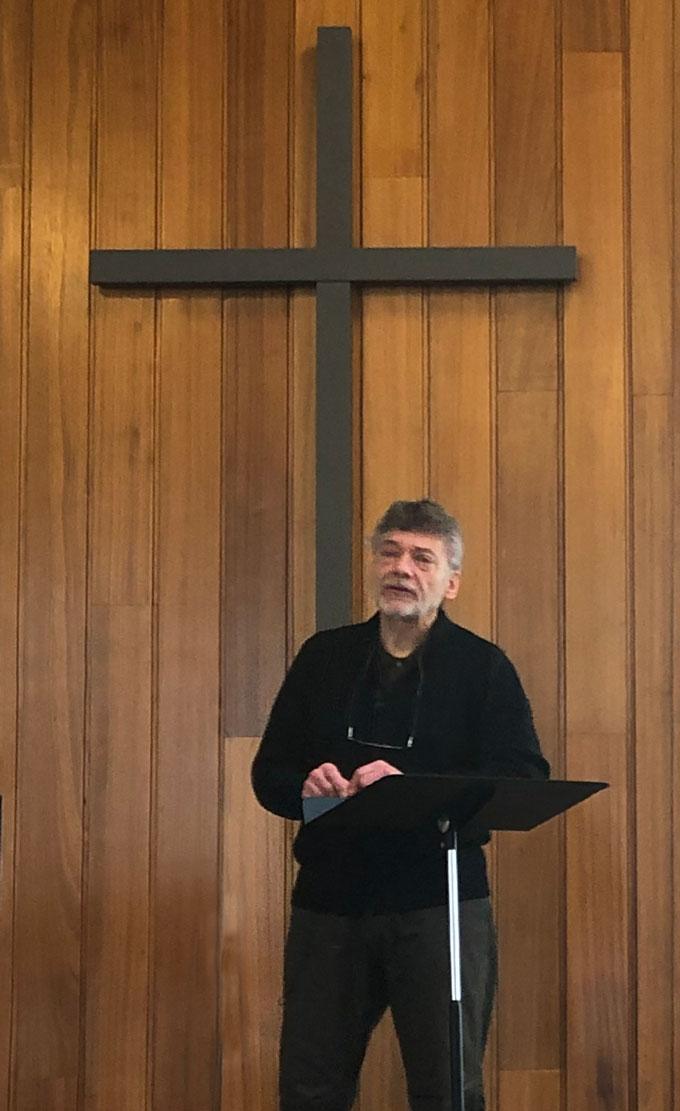 Our Pastor: Dan Berger