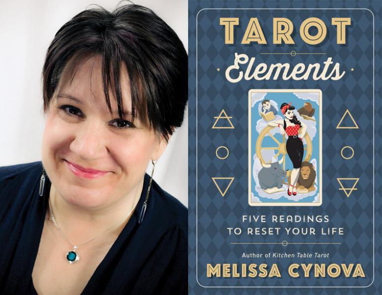 Melissa Cynova Tarot Elements Left Bank Books
