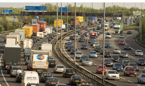 M25-motorway