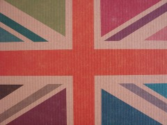 a multicoloured union jack