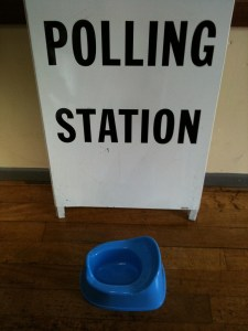 polling station potty