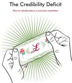 cover of book entitled 'The Credibility Deficit'