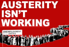 austerity isnt working
