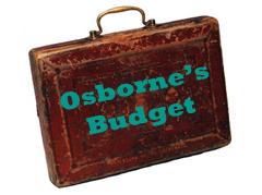 Osborne's gladstone budgetbox