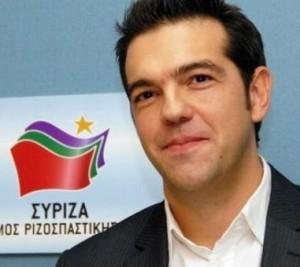 Alexis Tsipras, leader of Syriza