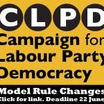 CLPD Model rule changes