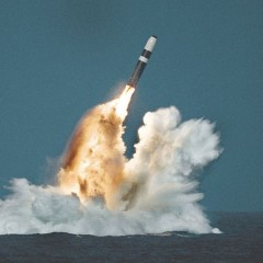 Trident II missile (US Defense Dept)