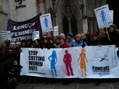 Women and the cuts
