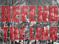 Defend the Link colour
