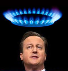 Cameron and Gas