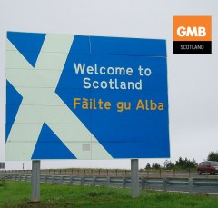 Scotland and the GMB