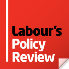 Policy review graphic