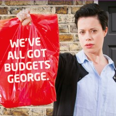 Weve all got budgets George