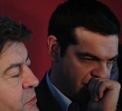Tsipras & Melenchon