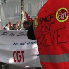 SNCF en greve