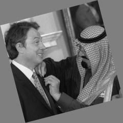 Blair and Abdullah