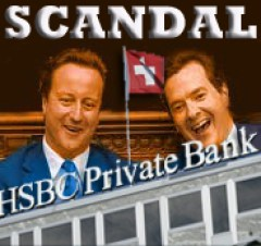 HSBC SCANDAL
