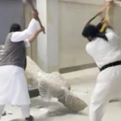 ISIS destruction